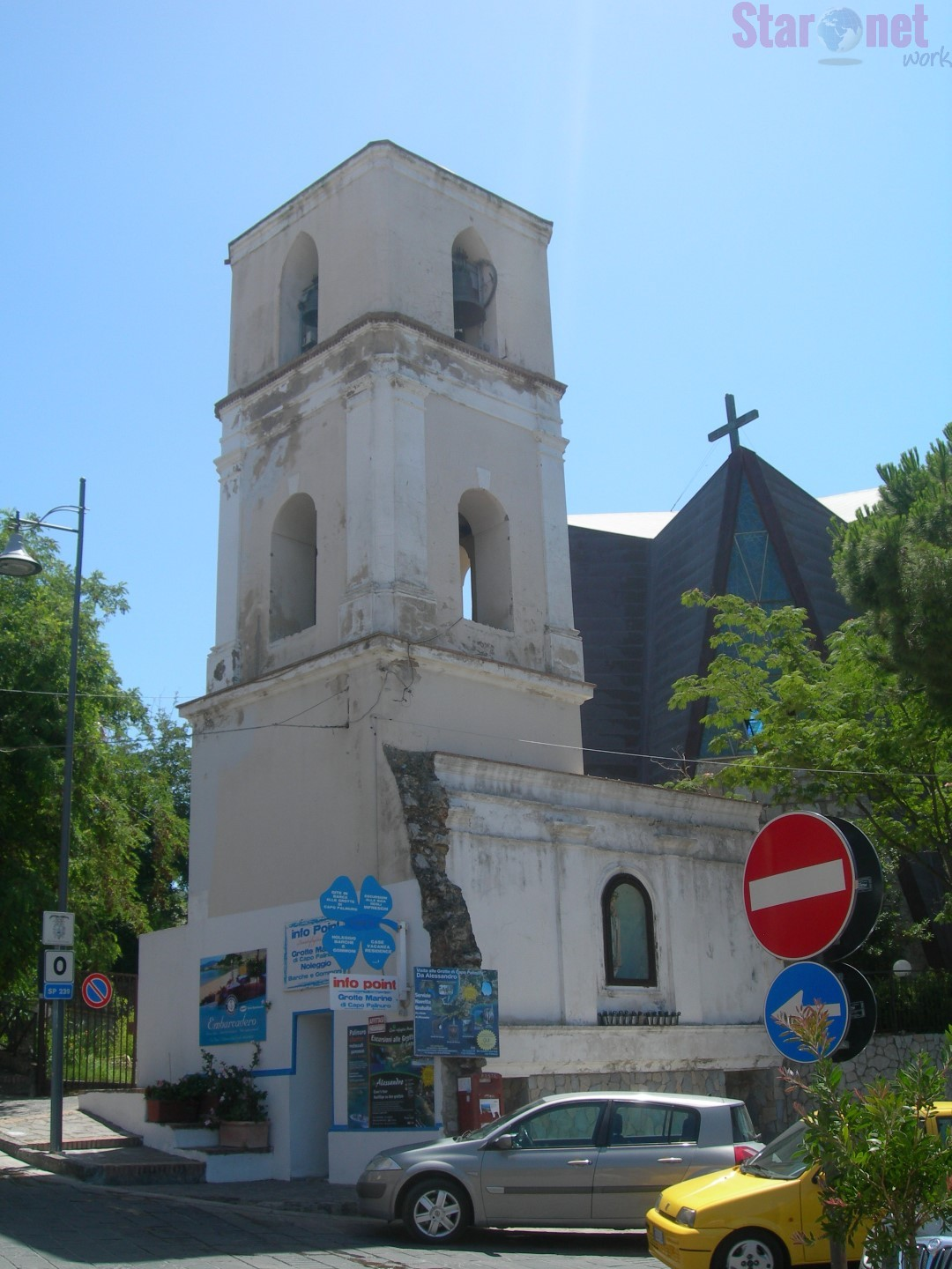 palinuro church
